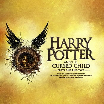 Harry Potter and the Cursed Child - Jum Media Client