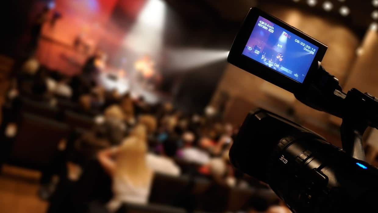Concert Video Production