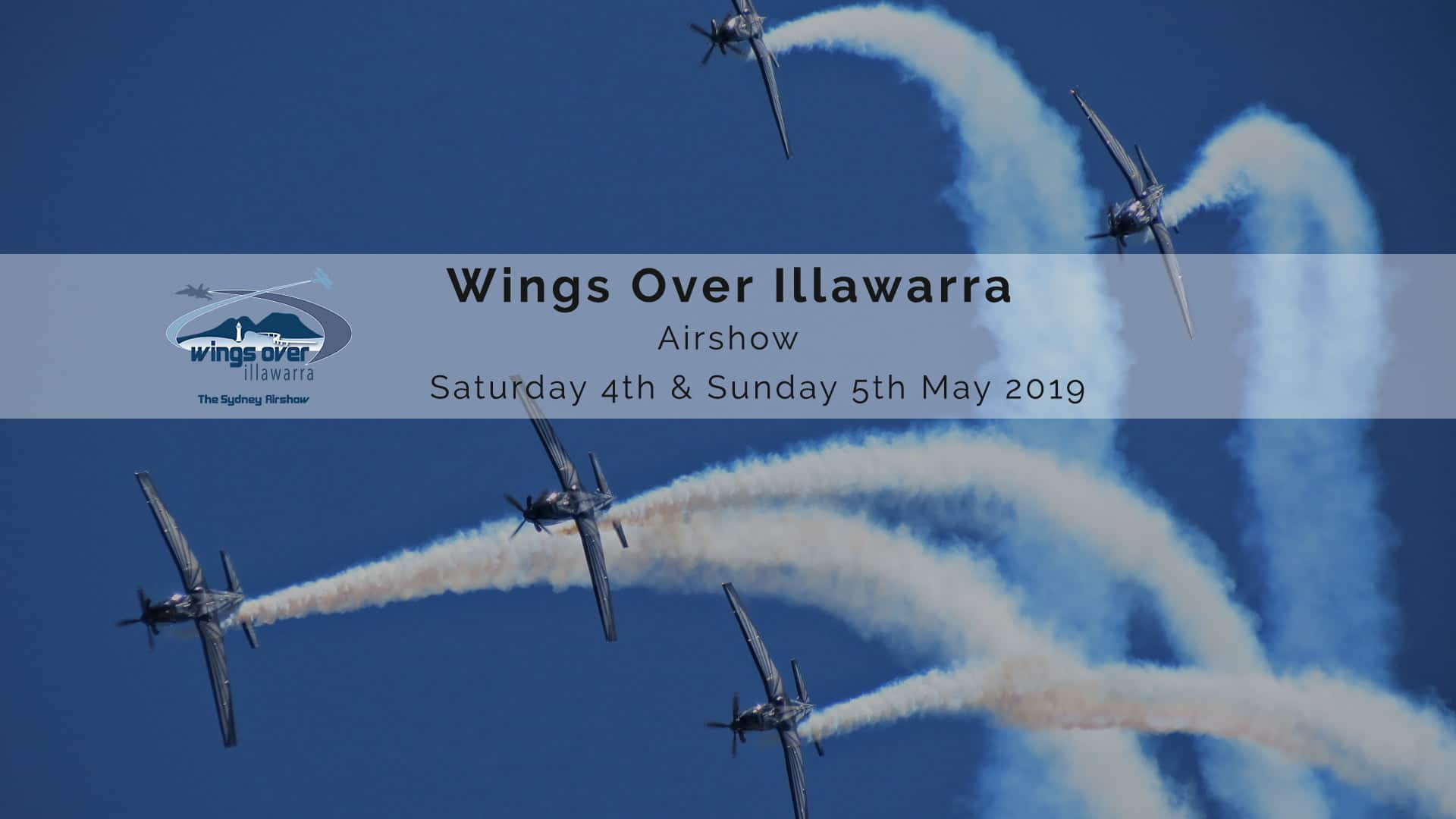 Wings Over Illawarra Air Show